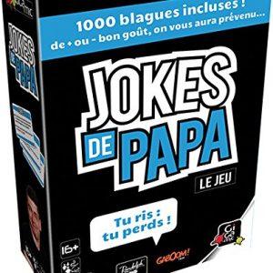Gigamic Jeu d'Ambiance Papa, Joke