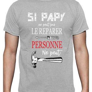 Papy Peut Tout Réparer