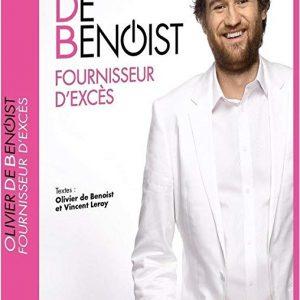 Olivier de Benoist - Fournisseur d'excès