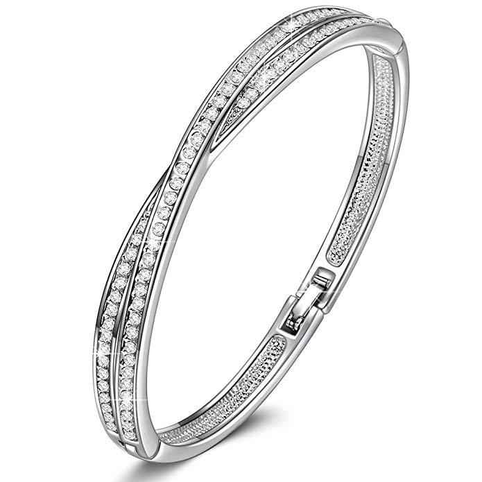 Bracelet Femme Cristaux de Swarovski