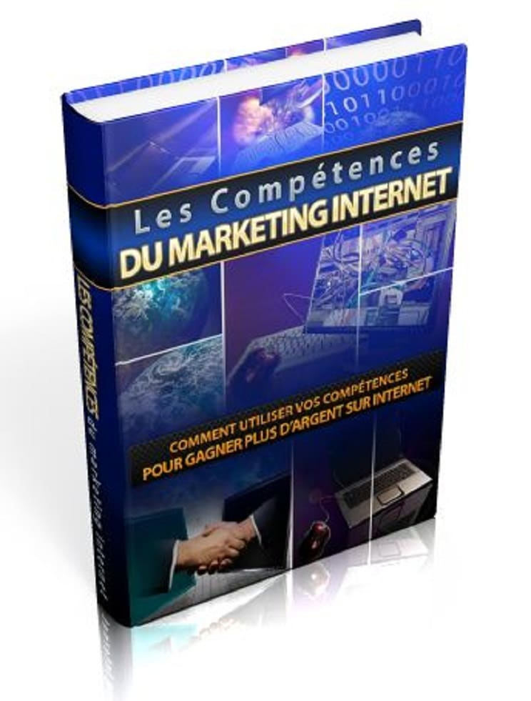Les compétences du marketing internet