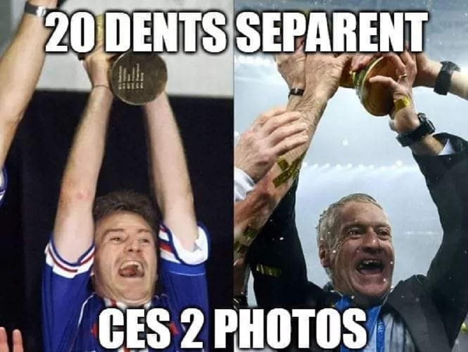 20 dents séparent ces 2 photos