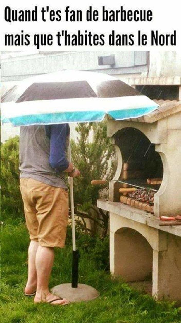 Quand tes fan de barbecue