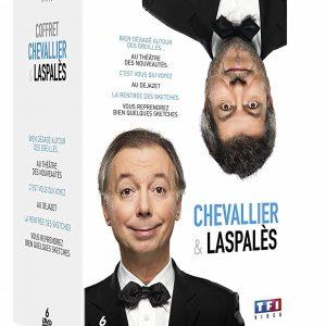 Chevallier et Laspalès - Coffret 6 DVD