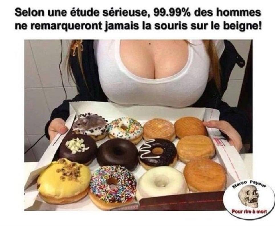 Selon une étude sérieuse...