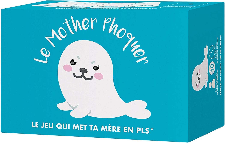 Original Cup - Le Mother Phoquer - Le jeu qui met ta mère en PLS - Jeu Société Adulte