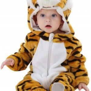 Pyjama à Capuche Hiver Humour Pour Enfant