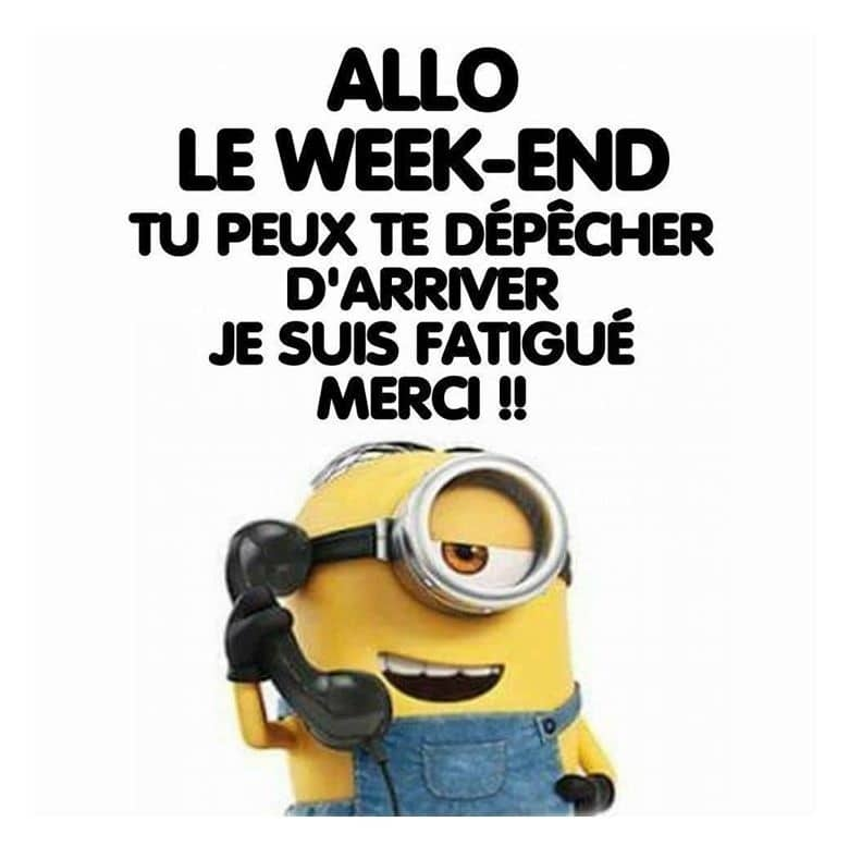 Allô le week-end