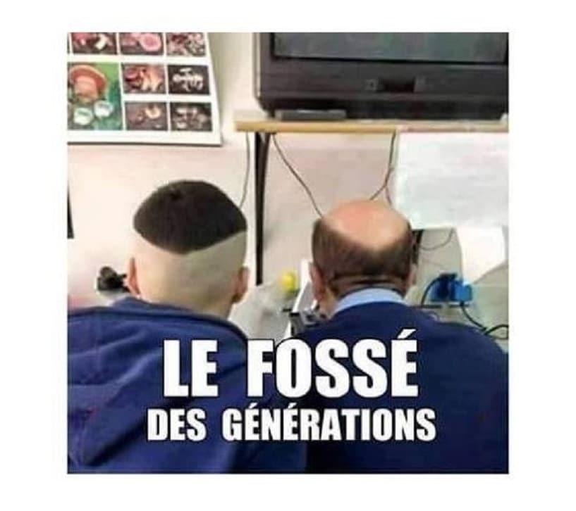 Le fossé des générations
