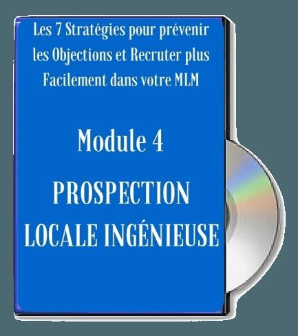 Module 4 - Prospection Locale Ingénieuse