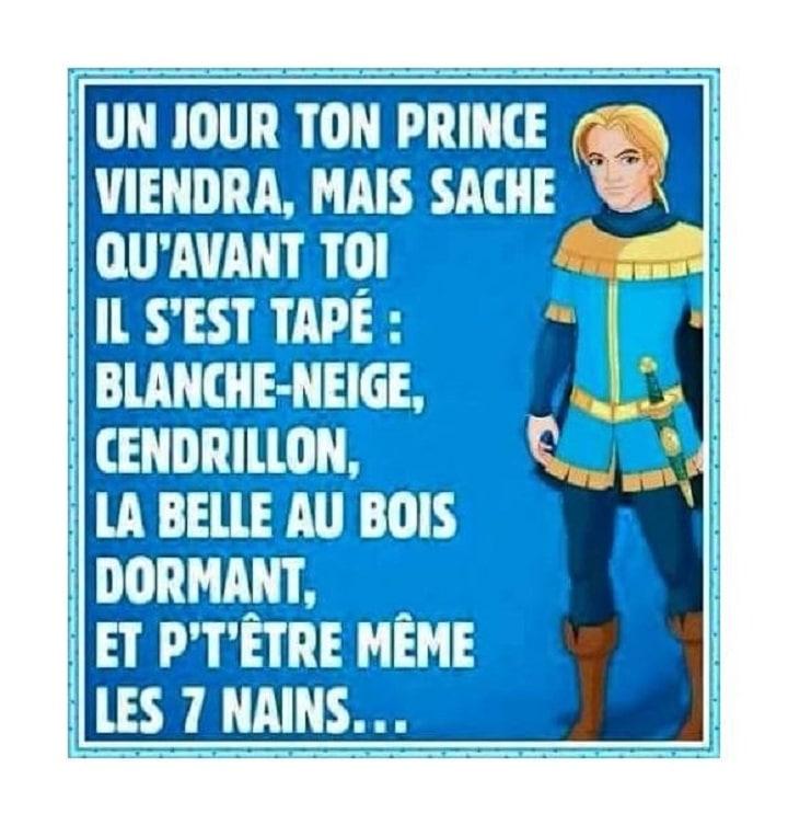 Un jour ton prince viendra