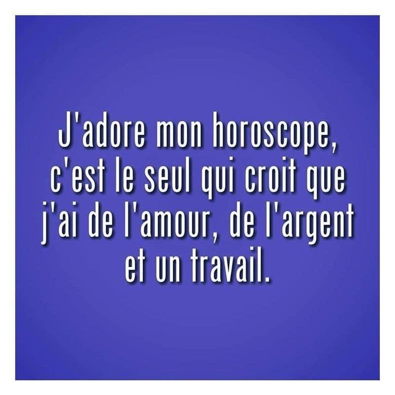 J'adore mon horoscope