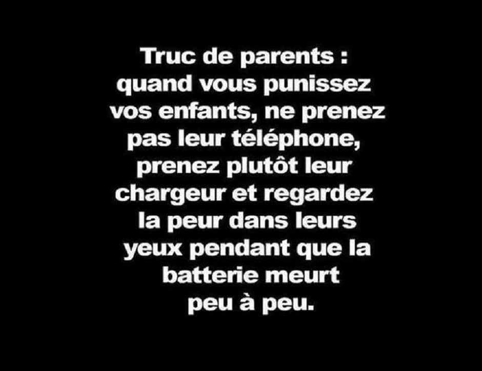 Truc de parents