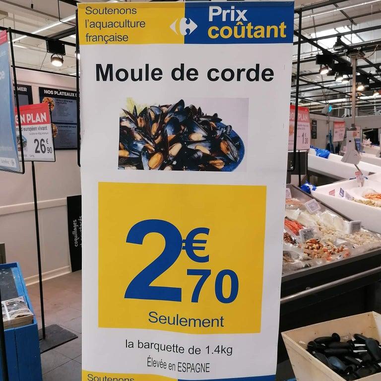 Soutenons l'aquaculture française