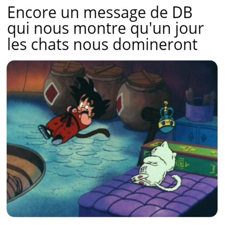 Encore un message de DB