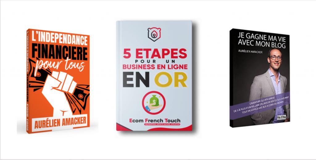 Bonus 3 ebooks