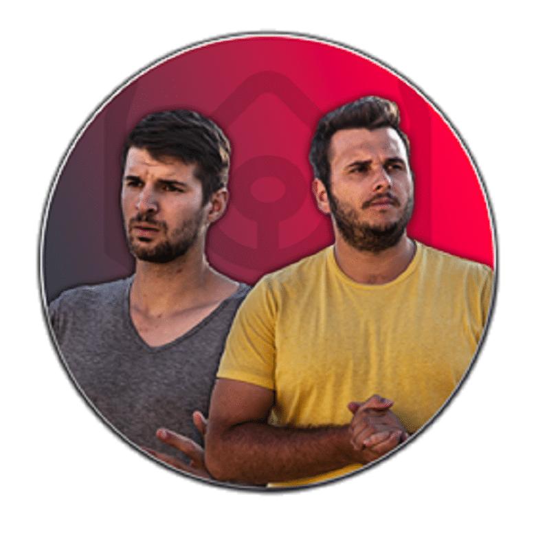 Maxime et Romàn