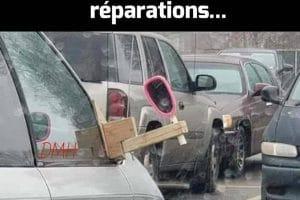 Suivez-moi pour d'autres réparations