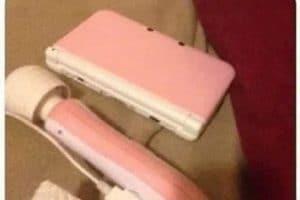 Pourquoi le stylet de la DS a ma sœur il est aussi gros