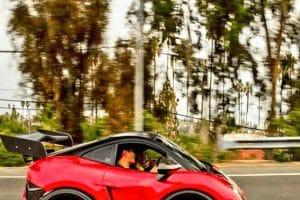 Une Ferrari sans permis